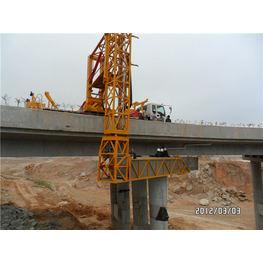 桁架式桥检车